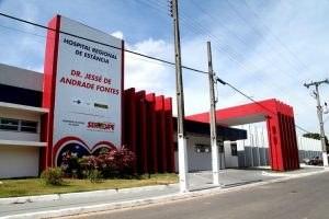 Após fiscalização, MPF identifica 10 leitos de UTI para covid desativados no Hospital Regional de Estância