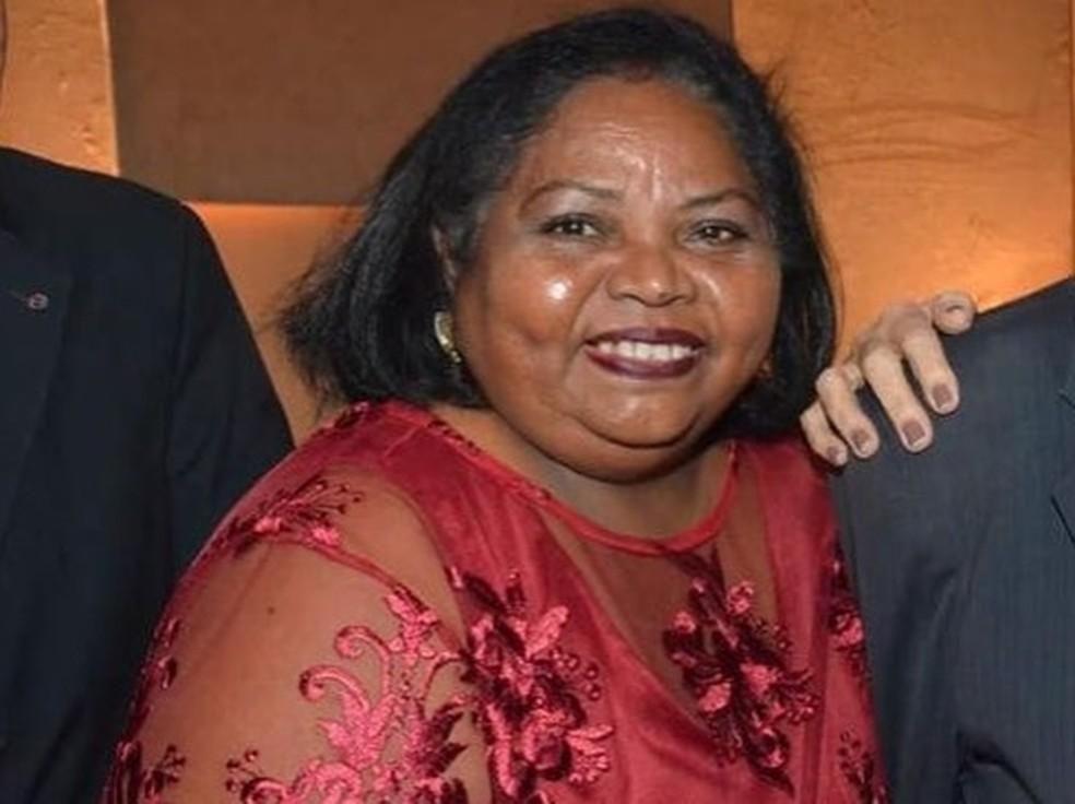 Jornalista e colunista social Rosenira Alves morre vítima da Covid-19 em São Luís (MA) — Foto: Reprodução/Redes sociais