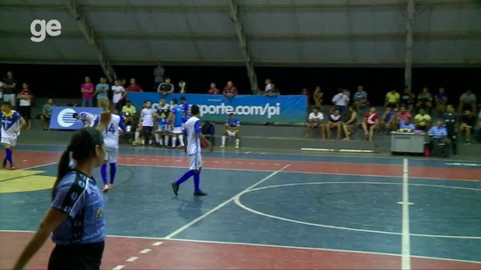 Parma goleia, tira o Tiradentes-PI e duelos das semifinais da Taça Clube de futsal são definidos