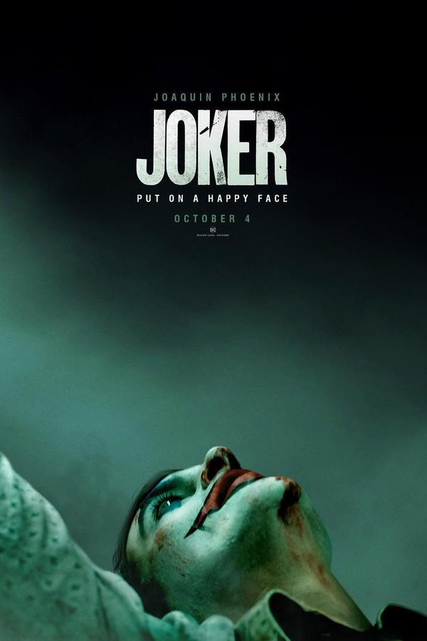 Pôster de Joker (Foto: reprodução)