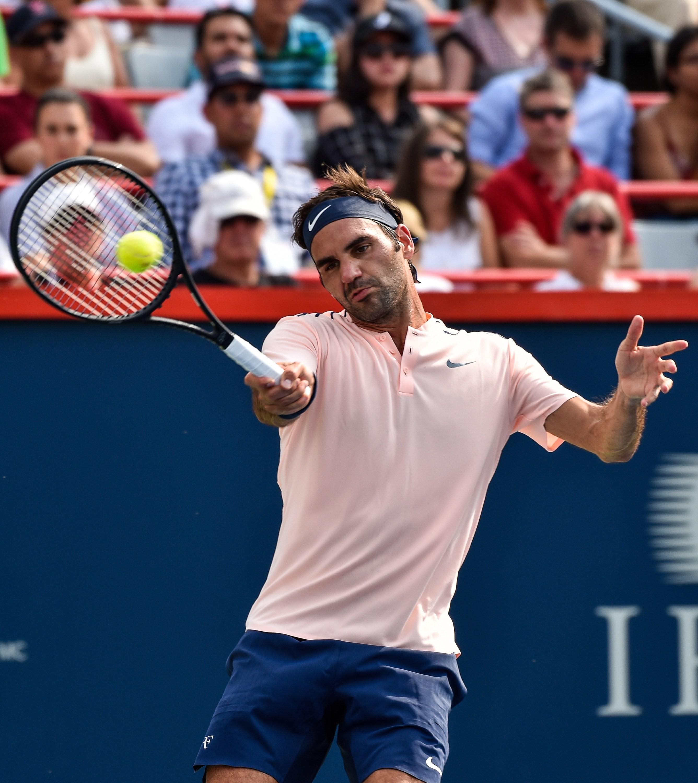 Federer bate Haase e vai à final em Montreal