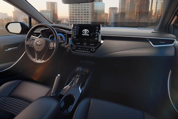 Toyota Corolla 2020 (Foto: Divulgação)