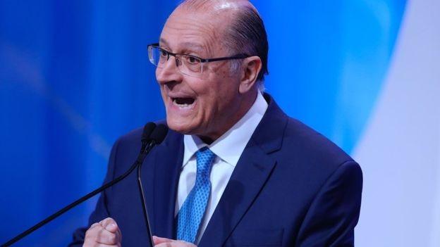 Economista francês diz que propostas de Alckmin estão mais alinhadas ao Fundo Monetário Internaiconal (FMI), o que agrada investidores (Foto: MARCELO CHELLO/EPA/BBC)