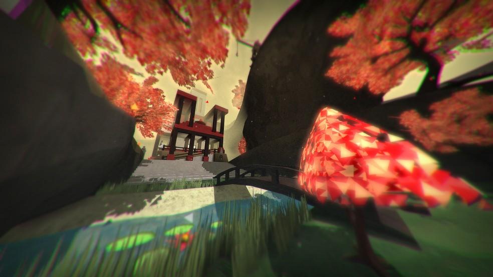 Game TRI, da desenvolvedora alemã RatKing — Foto: Reprodução