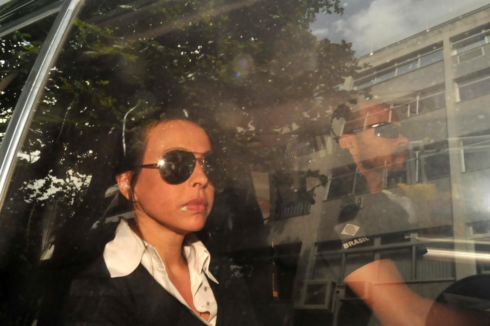 Adriana Ancelmo foi para prisão domiciliar no mesmo dia em que recebeu nova condenação (Foto: Alessandro Buzas/Futura Press/Estadão Conteúdo)