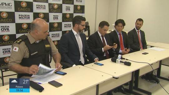 Policiais são alvos de operação do Ministério Público contra tráfico de armas