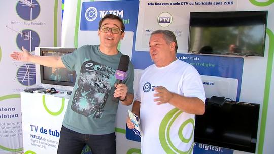 Revista de Sábado visita a cidade de Salto neste sábado (25)