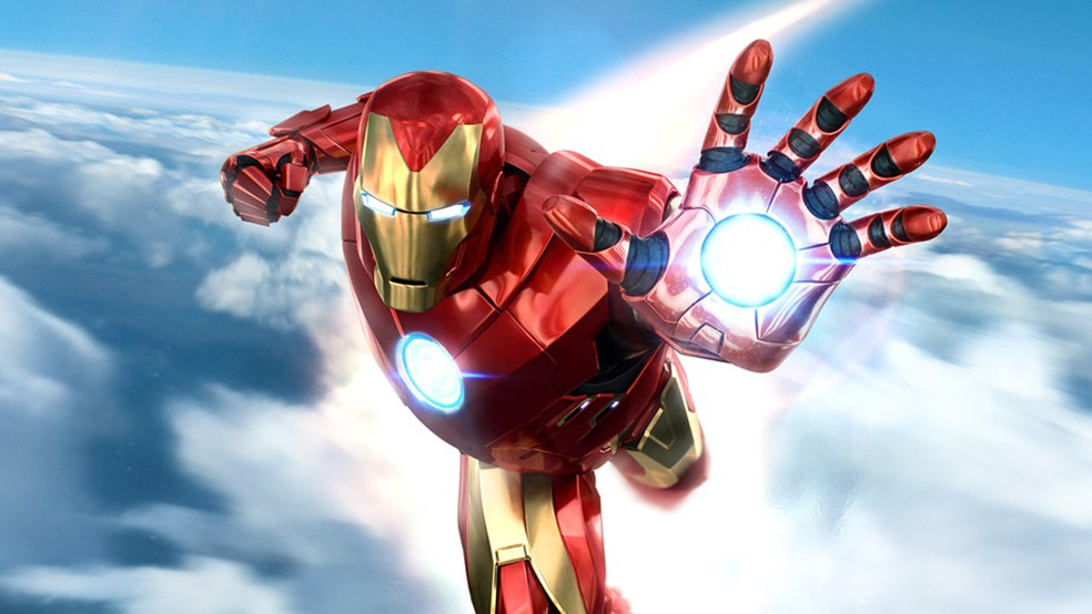 Iron Man VR é exclusivo de PS4 e estará na Game XP — Foto: Divulgação/Sony