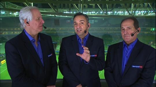 Noriega lamenta ausência do Chile na Copa, mas vê excesso de jogadores