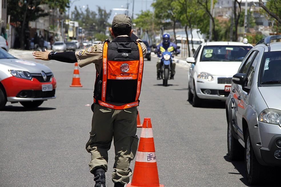 Lei Seca em Pernambuco alerta para necessidade de redução do índice de acidentes de trânsito (Foto: Ascom/ Secretaria Estadual de Saúde)