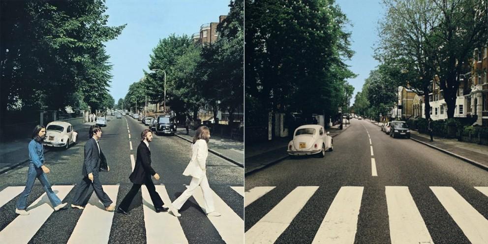 O flagra acidental de uma infração de trânsito foi desfeita digitalmente, 50 anos depois (Foto: Divulgação)