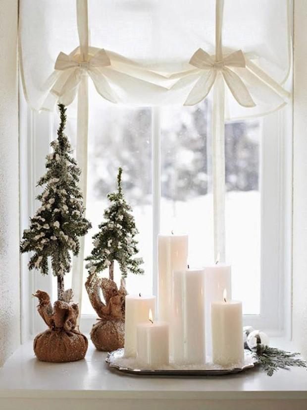 Decoração de Natal: 10 ideias para espaços pequenos (Foto: Pinterest)