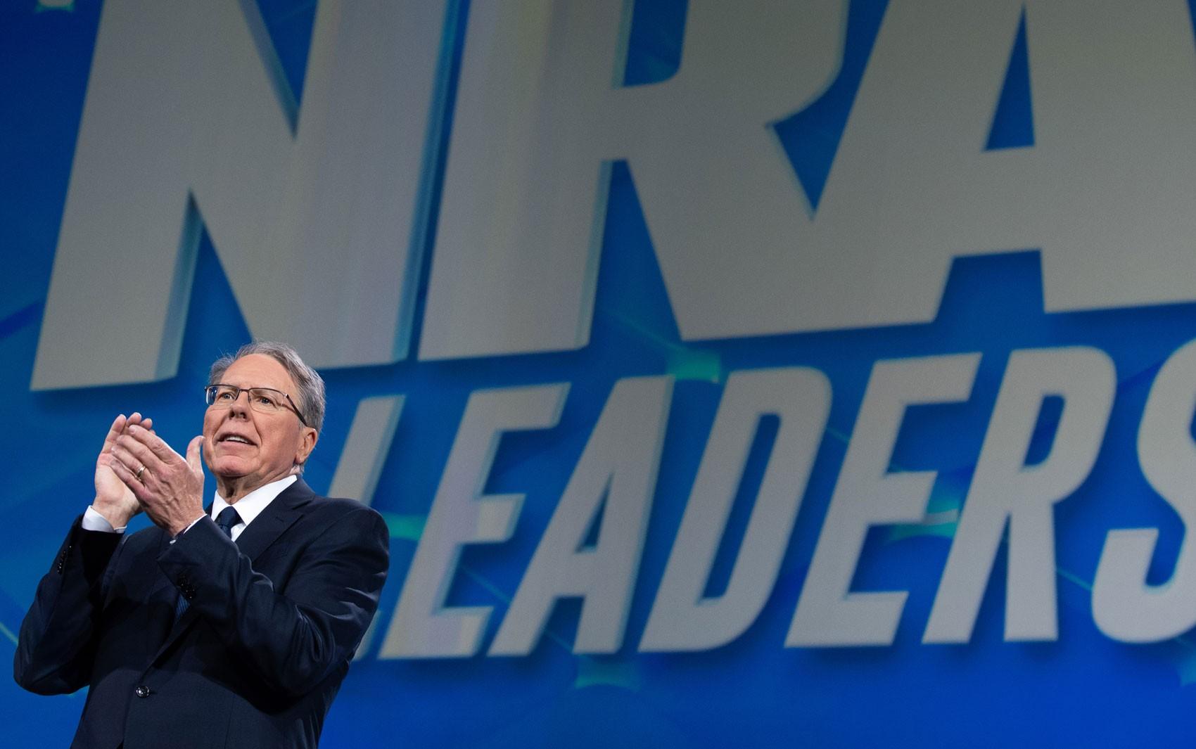 Associação que faz lobby pró-armas nos EUA pede falência
