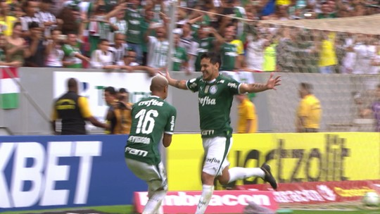 """Leila Pereira posta foto com filtro de criança e diz: """"Última vez que vi o Palmeiras perder no Brasileirão"""""""
