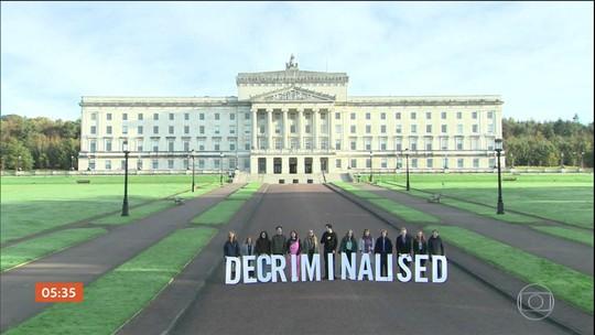 Irlanda do Norte legaliza o aborto e o casamento entre pessoas do mesmo sexo