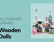 Wooden dolls: as clássicas bonecas pintadas à mão de Alexander Girard