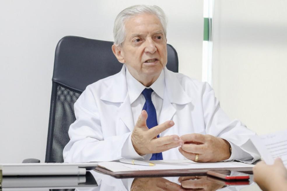 Luiz Eugênio Cervellini morreu de Covid-19 — Foto: Alair Ribeiro/Midia News