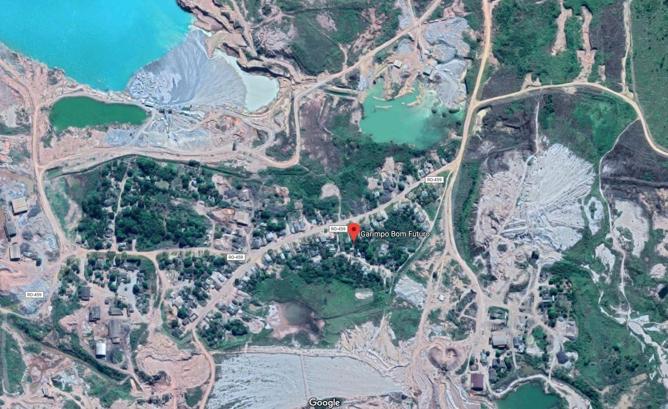 Ladrões rendem funcionários de mineradora e roubam cerca de 230 kg de cassiterita em RO