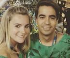 Thalita Ribeiro e Patrick de Oliveira | Reprodução
