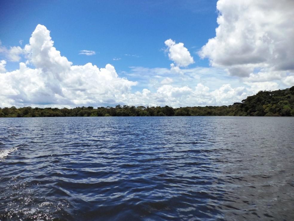 Equipes do Naturatins estão fiscalizando vários rios no estado — Foto: Naturatins/Divulgação