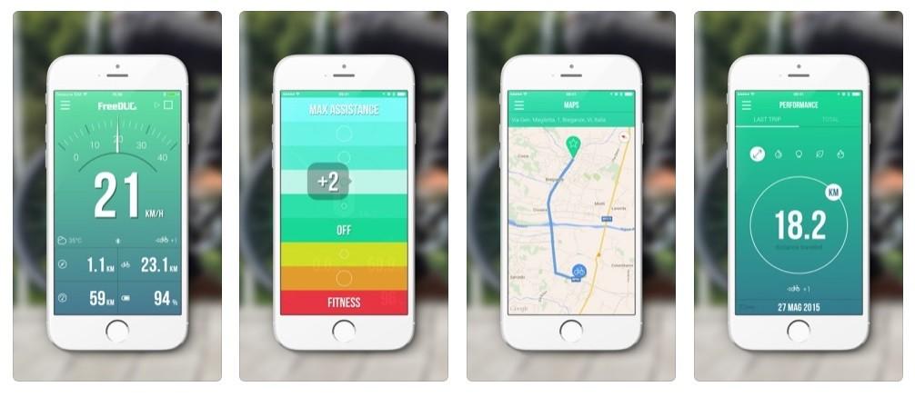 Aplicativo oferecido pela Ducati Energia está disponível para smartphone Apple, Android e Windows (Foto: Divulgação)