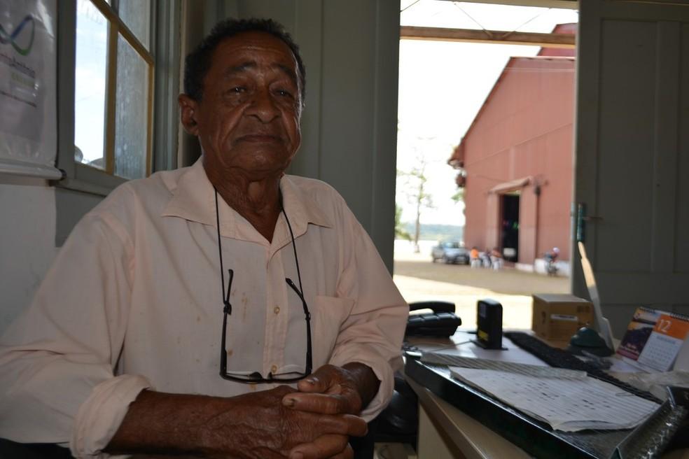 José Bispo — Foto: Jheniffer Núbia/G1