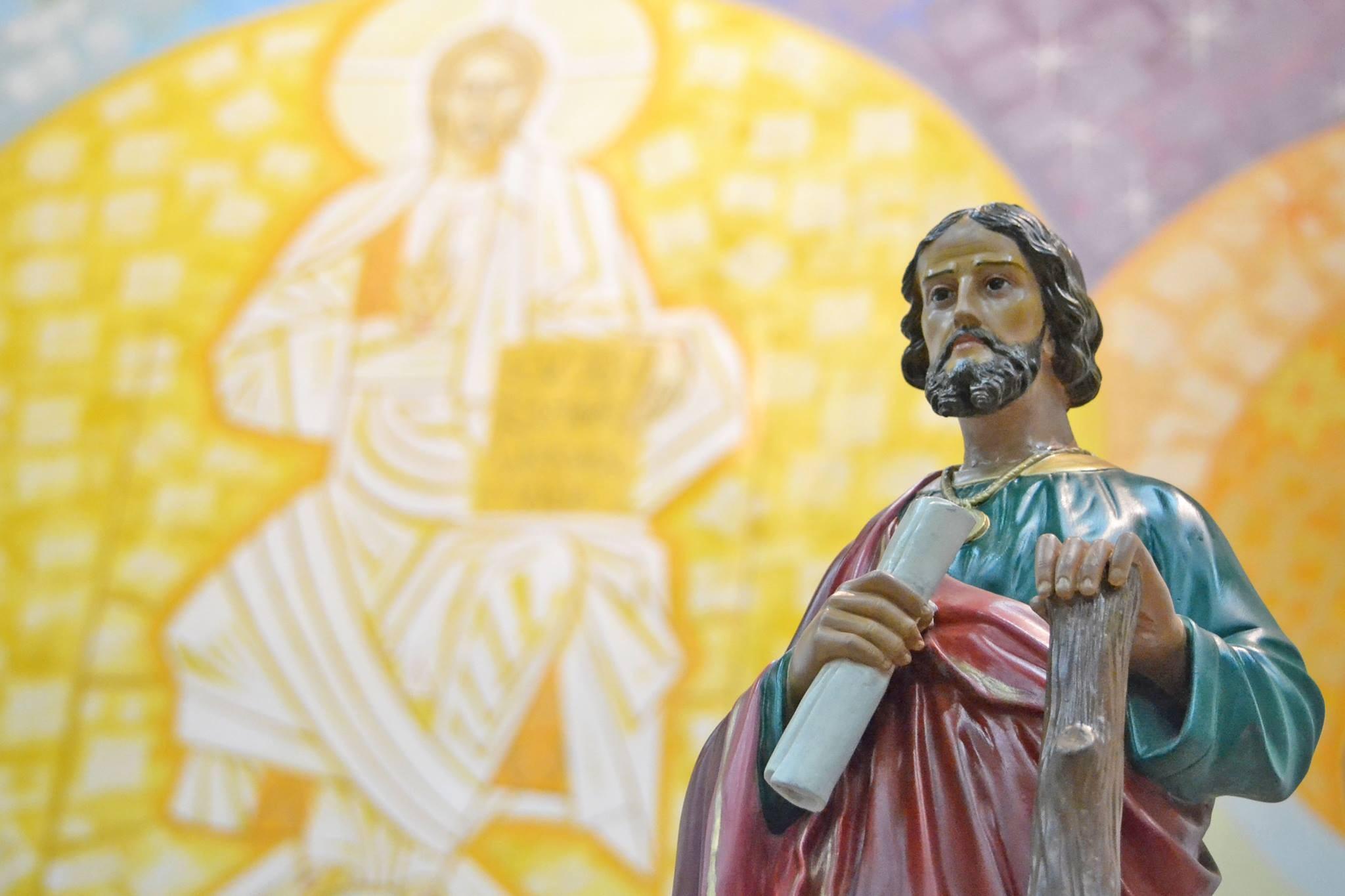 Paróquias da Baixada Santista celebram o Dia de São Judas Tadeu
