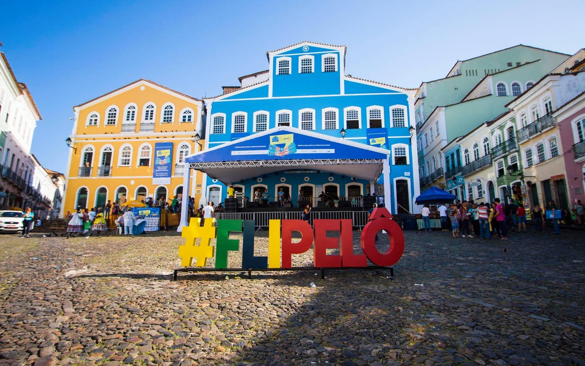 Festa Literária Internacional do Pelourinho será realizada de forma online e presencial em novembro; confira