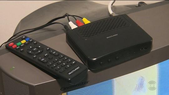 Caravanas são realizadas para ajudar quem tem dúvidas sobre sinal de TV digital