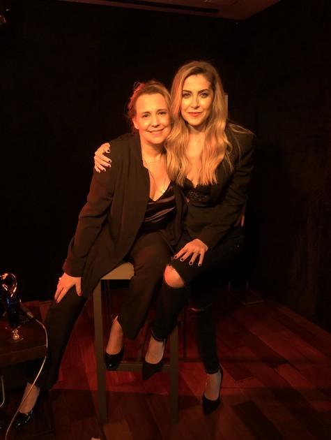 Ana Beatriz Nogueira e Alessandra Verney (Foto: Divulgação)