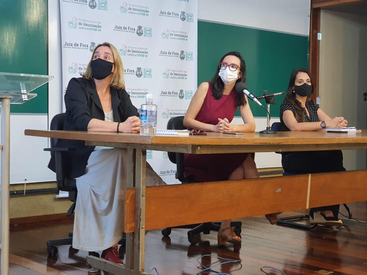 Covid-19: Prefeitura detalha esquema de vacinação para Juiz de Fora e estima chegada de 15 mil doses