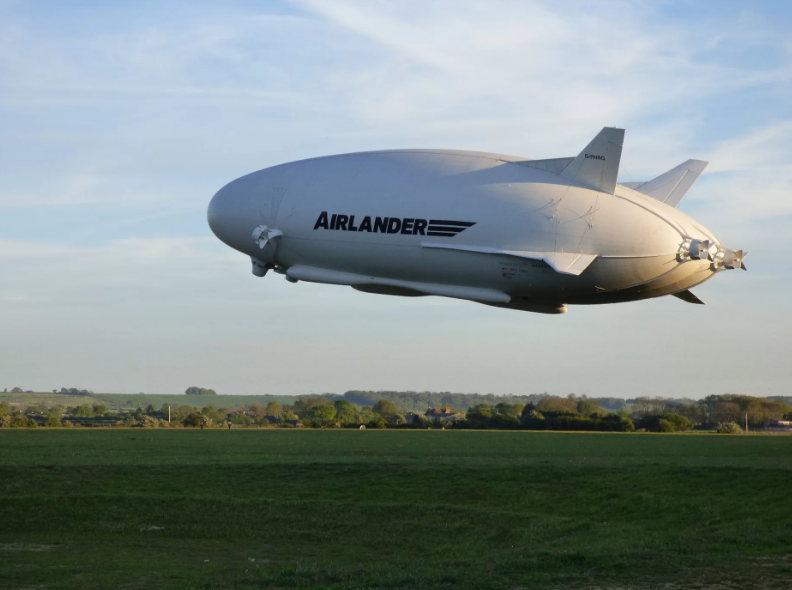 Airlander 10 (Foto: Hybrid Air Vehicles)
