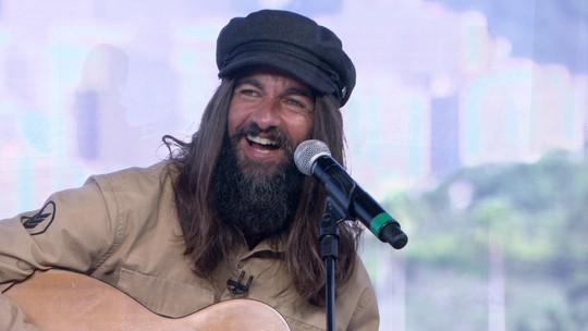 Armandinho faz show na Fundição Progresso