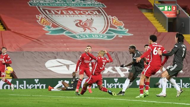 Liverpool 0 X 0 Manchester United Campeonato Ingles Rodada 19 Tempo Real Globo Esporte