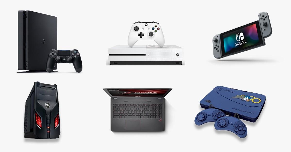 Consoles (Foto: Divulgação)