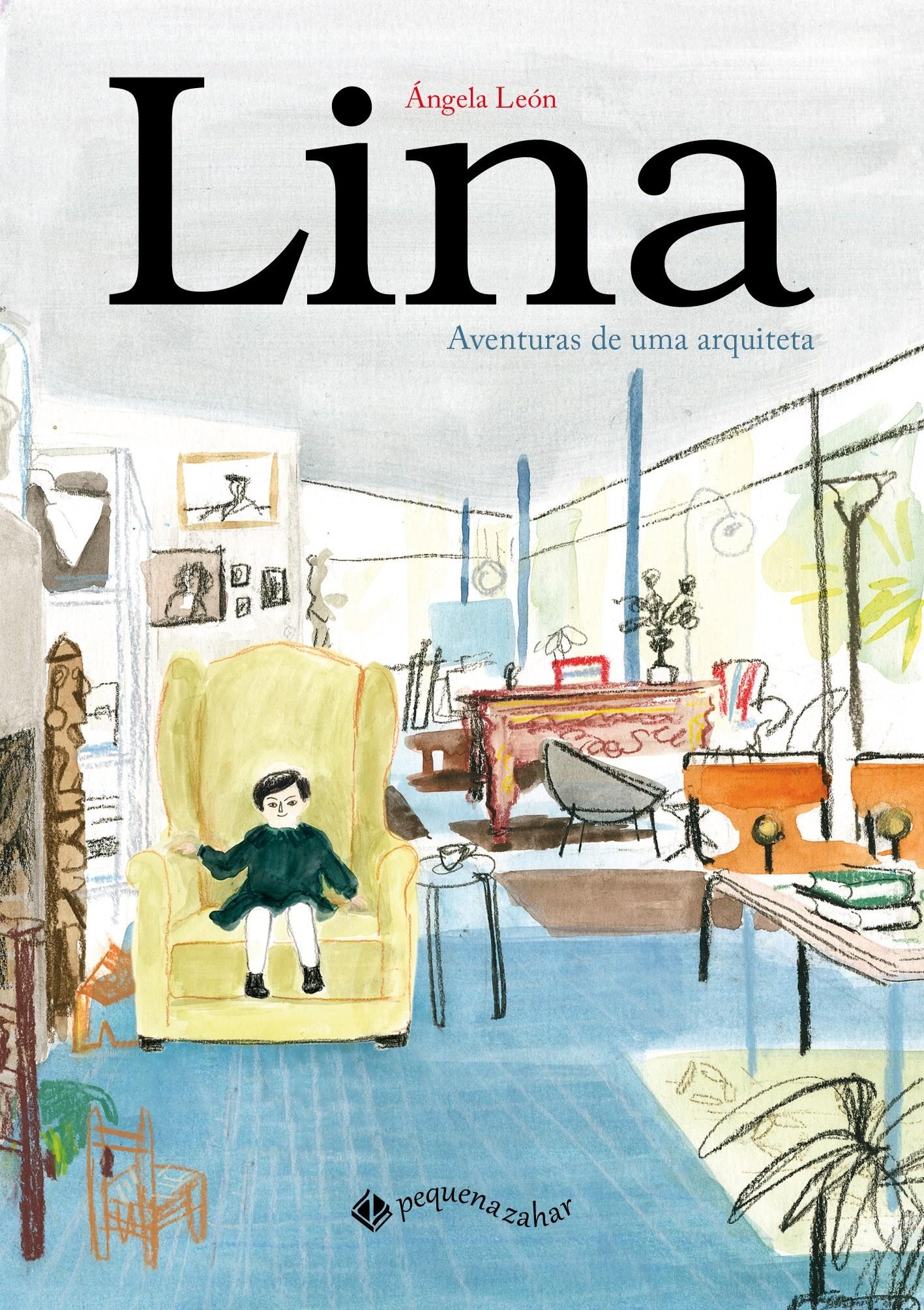 Lina Bo Bardi ganha biografia ilustrada para público infantil
