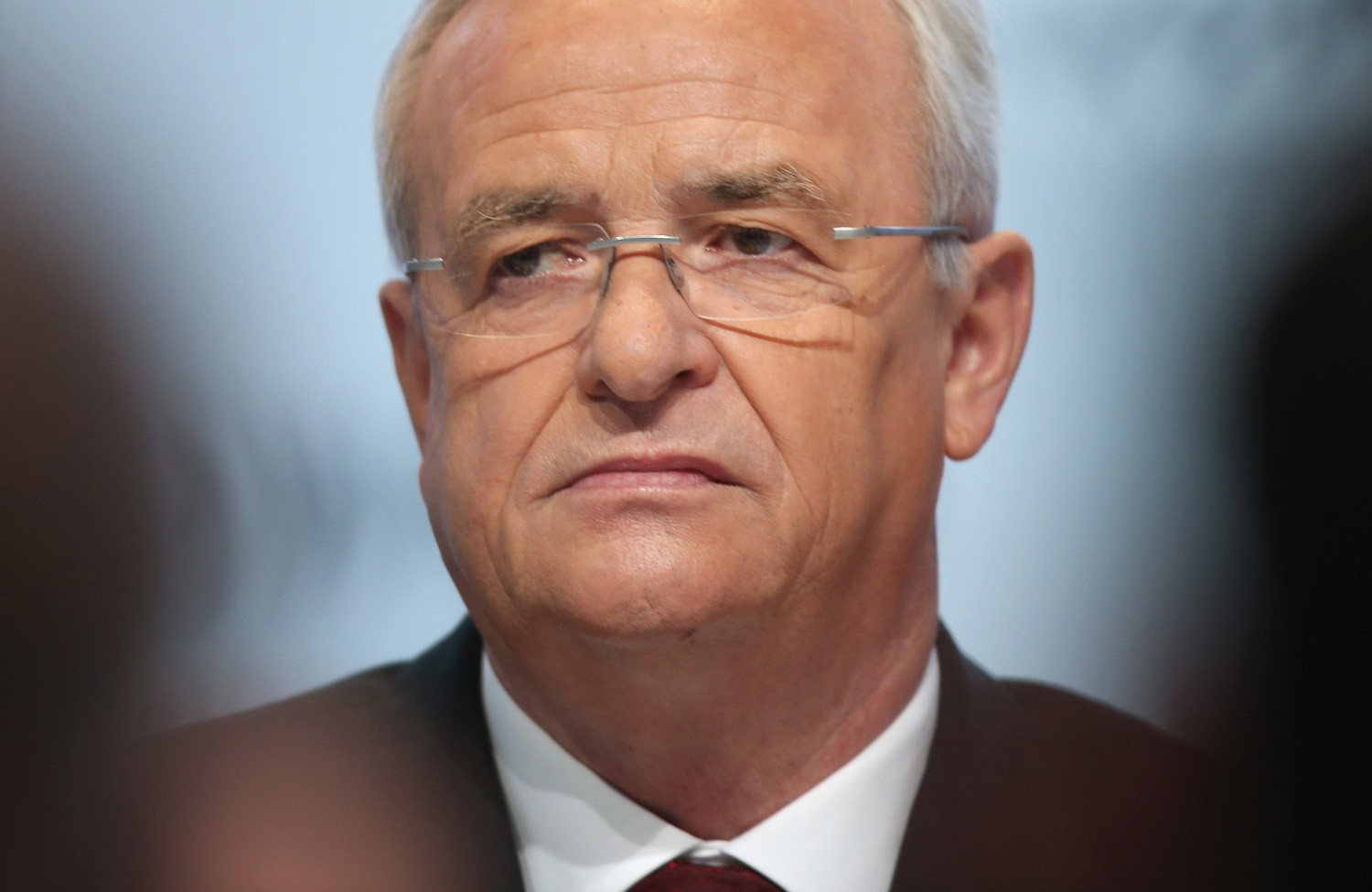 Martin Wintekorn, CEO da Volkswagen  (Foto: Sean Gallup/Getty Images)