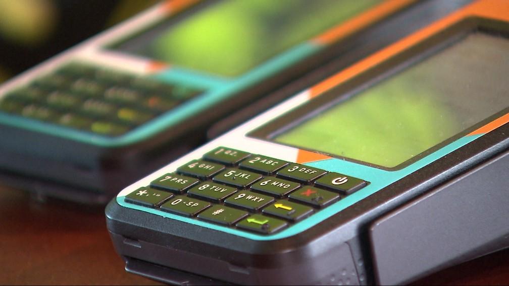 Vendas em cartões de crédito e débito tiveram queda de mais de 40% no Paraná — Foto: Reprodução/RPC