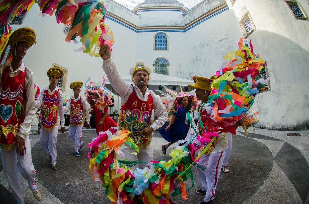 Grupo mantém a tradição há quatro gerações da mesma família (Foto: Jan Ribeiro/Divulgação)
