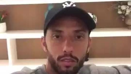 """Nenê """"cava"""" vaga no Espanyol em post e se desculpa com vascaínos: """"Foi brincadeira"""""""