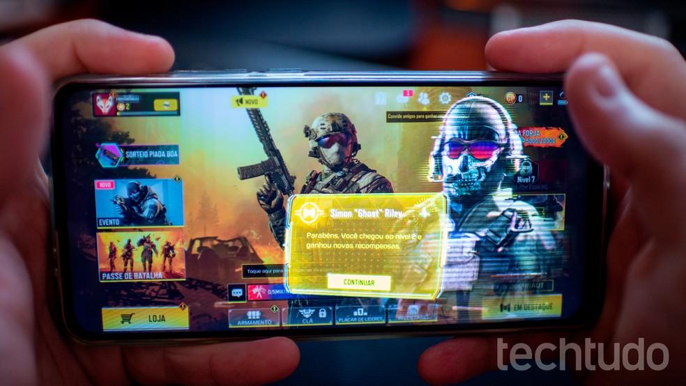 """Experiência em jogos online pelo celular no Brasil pode variar entre """"justa"""" e """"ruim"""" — Foto: Rubens Achilles/TechTudo"""