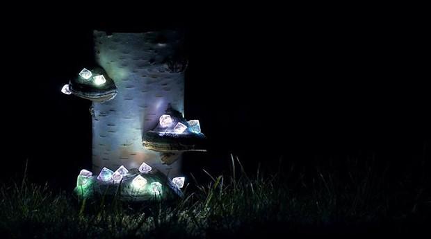 abajur;cristal; (Foto: Divulgação)