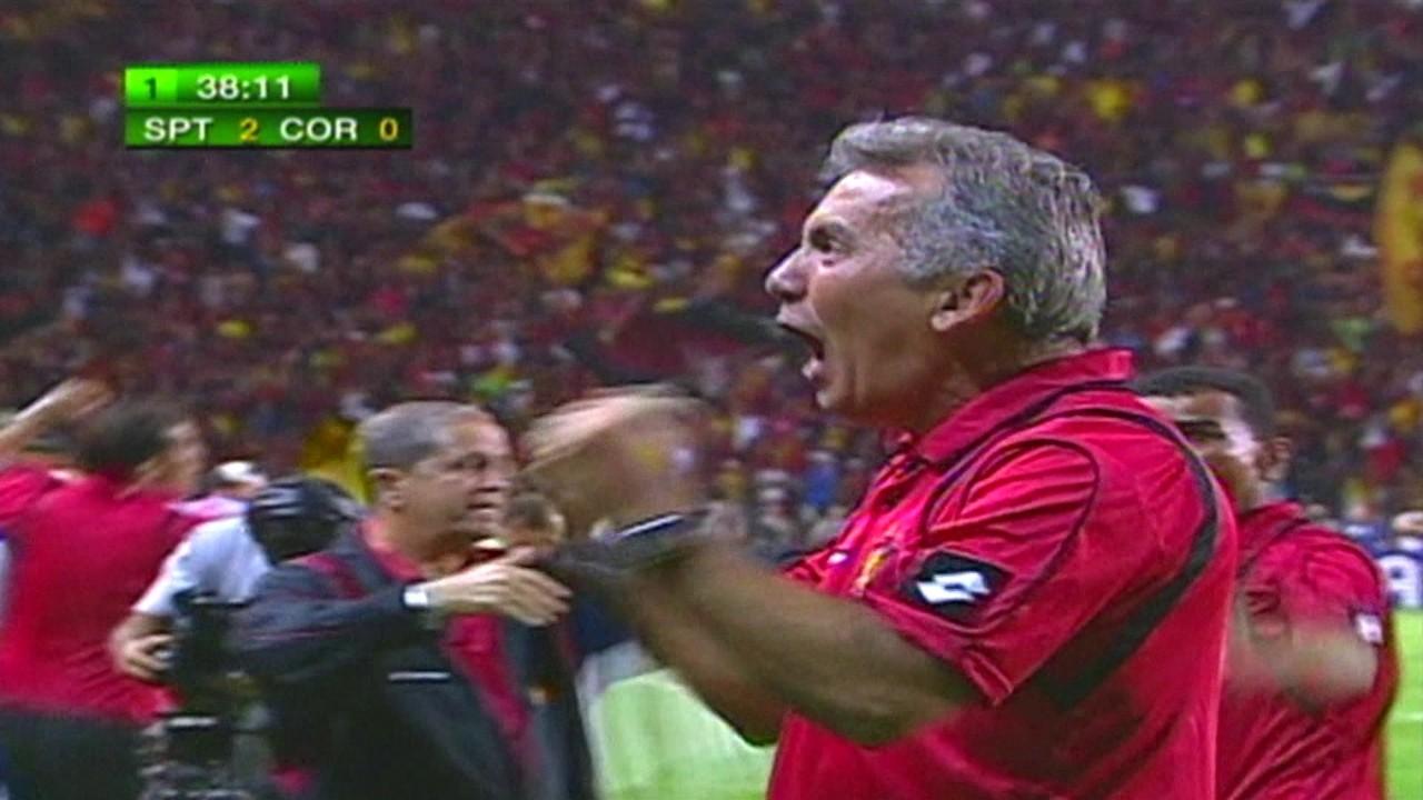 Sport bate Corinthians por 2 a 0 e é campeão da Copa do Brasil
