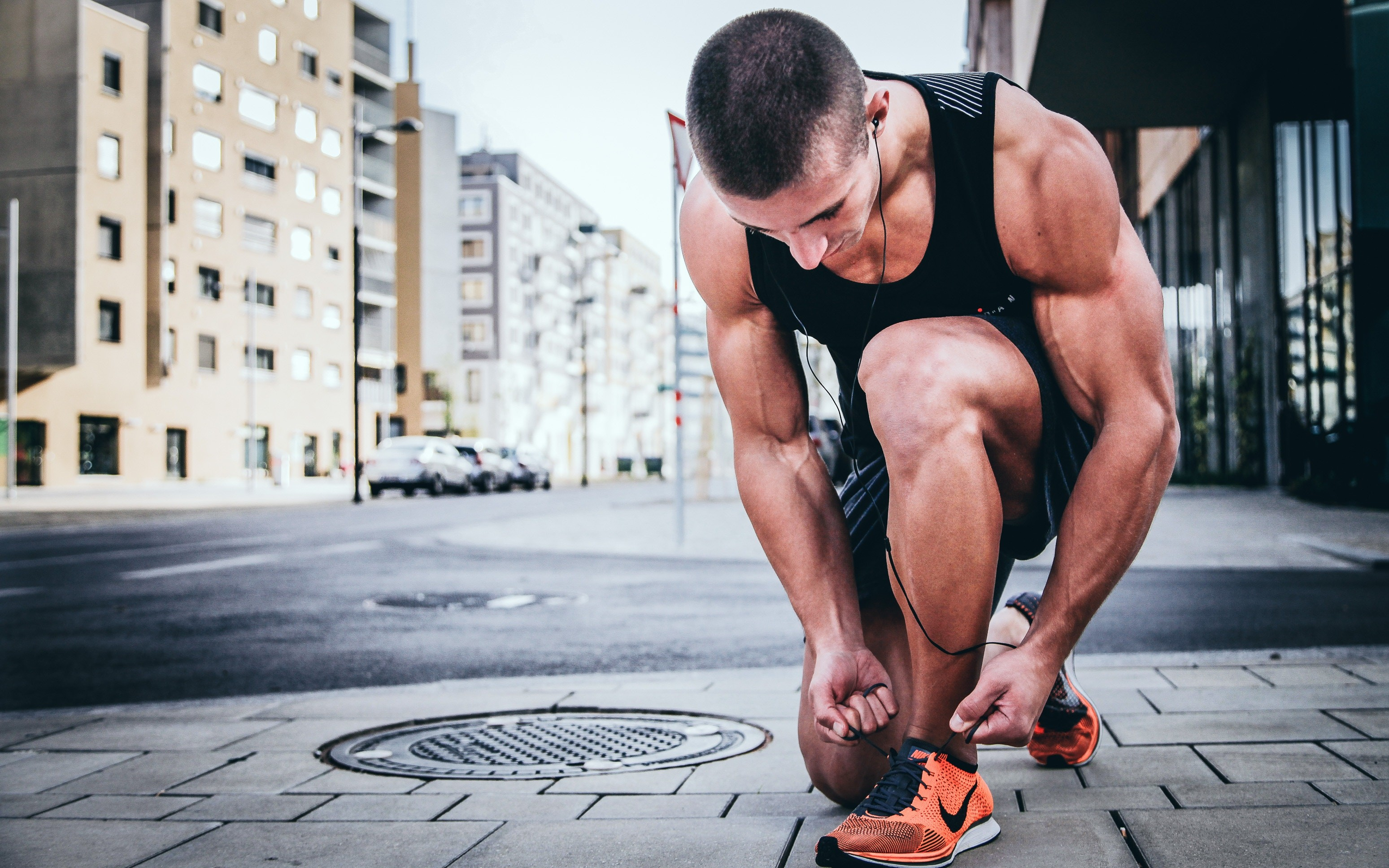 Fitness (Foto:  Alexander Redl/Unsplash)