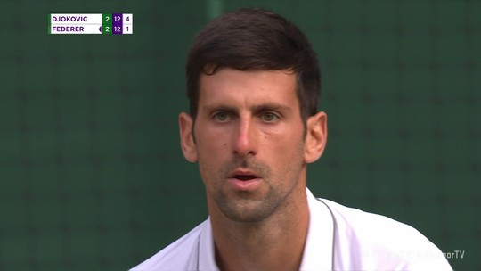 Djokovic salva match points, supera Federer em final épica e fatura o penta em Wimbledon