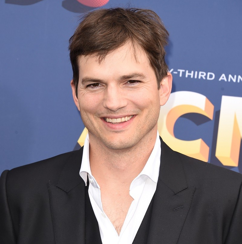 Ashton Kutcher (Foto:  J. Merritt/Getty Images)