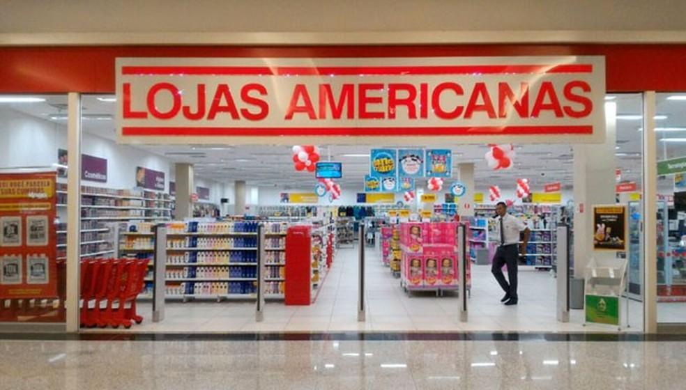 Lojas Americanas — Foto: Divulgação/Shopping Jardim Norte