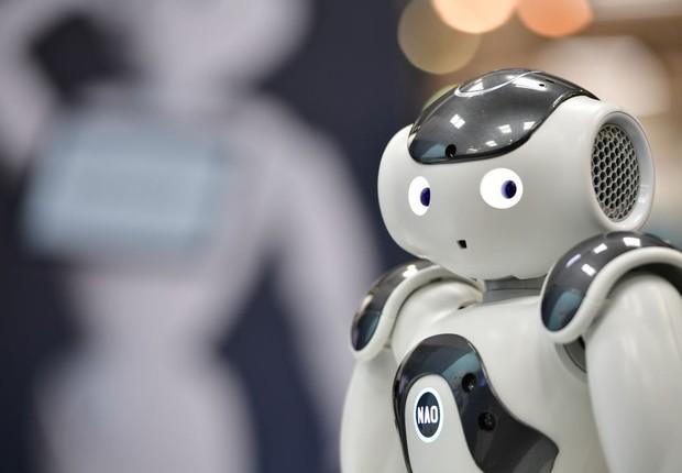 robô - robotização - automação (Foto: Alexander Koerner/Getty Images)