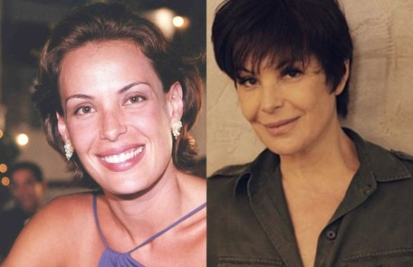 Carolina Ferraz interpretou a socialite Vanessa, namorada de Tony (Guilherme Fontes) e mãe de Gisela (Thais Fersoza). Este ano, ela lançará um aplicativo onde estará disponível um programa de culinária no mesmo formato do 'Receitas da Carolina', do GNT TV Globo / Reprodução Instagram