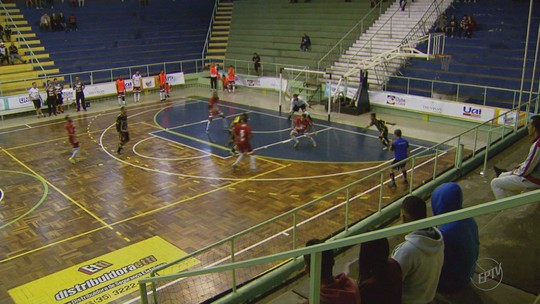 Pouso Alegre é a primeira finalista da Taça EPTV de Futsal no Sul de Minas